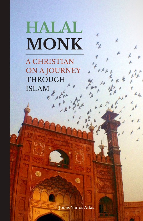 Halal Monk book cover